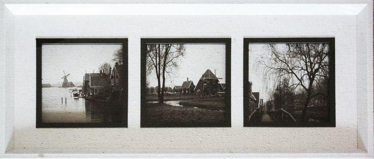 Fotografías enmarcadas Código Ch03-2 70 x 30 cm $8.000