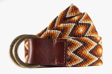 cinturón wayuu diseño exclusivo de susuu
