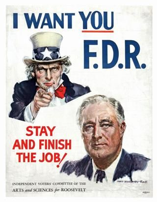 Reagan VS FDR?