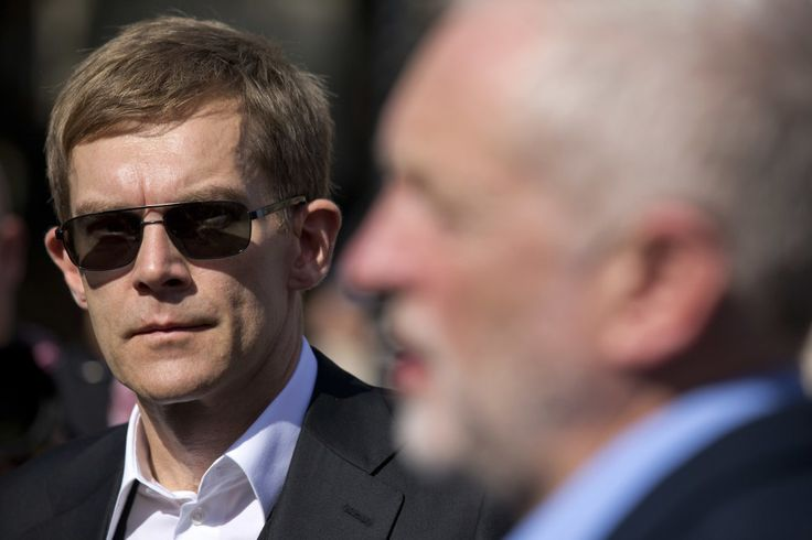 Seumas Milne Quits The Guardian The journalist will stay as Jeremy Corbyn's communications chief.