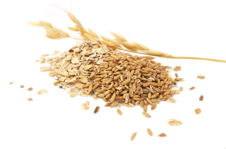 What a better way to have your breakfast than mix oat grains and oat flakes.