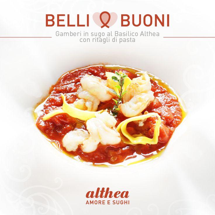 Belli&Buoni, piatti veloci e spettacolari con la guida del grande chef Massimo Spigaroli. Scopri la ricetta dei Gamberi in Sugo al Basilico Althea con ritagli di pasta http://www.sughialthea.it/belli-buoni-gamberi-in-sugo.php e guarda il tutorial dell'impiattamento, immergendoti nella magica atmosfera dell'Antica Corte Pallavicina. #ricetta #sugo #pomodoro #gamberi #chef