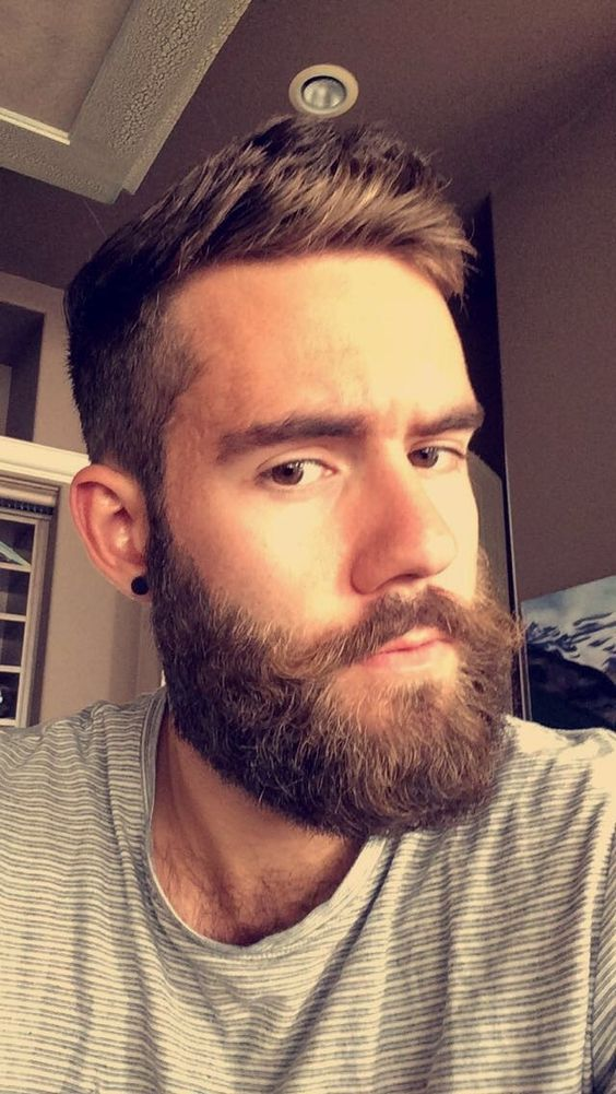 199 Best Images About The Beard Factor On Pinterest