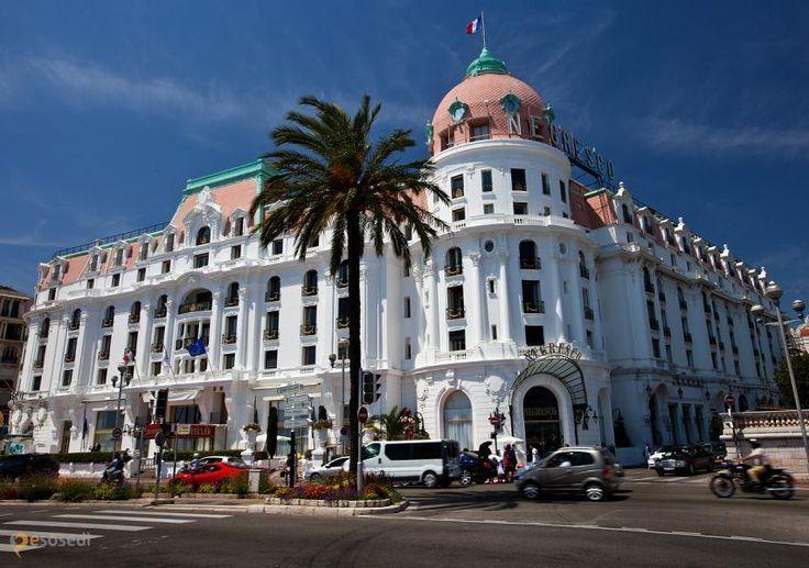 Отель Негреско – #Франция #Прованс #Ницца (#FR_U) Символ Лазурного Берега.  ↳ http://ru.esosedi.org/FR/U/1000235566/otel_negresko/