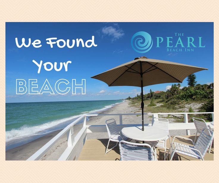 We found your beach on Manasota Key Florida!