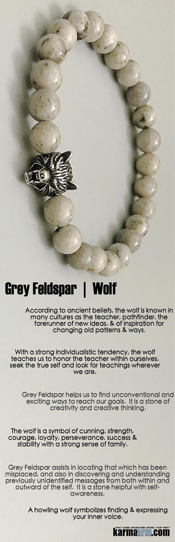 The#wolfis a symbol of cunning, #strength, #courage, #loyalty, perseverance, #success & stability with a strong sense of #family.    #Beaded #Beads #Bijoux #Bracelet #Bracelets #Buddhist #Chakra #Charm #Crystals #Energy #gifts #gratitude #Handmade #Healing #Jewelry #Kundalini #LawOfAttraction #LOA #Love #Mala #Meditation #Mens #prayer #pulseiras #Reiki #Spiritual #Stacks #Stretch #Womens #Yoga #YogaBracelets #prayer