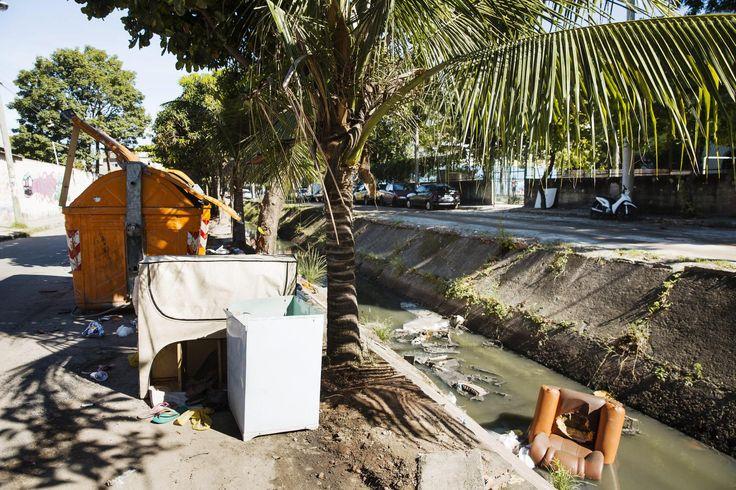Rio de Janeiro lupasi puhdistaa jätevetensä ennen olympialaisia, mutta vain vähän sanotusta toteutui. HS kävi Riossa kortteleissa, joista jätevesi valuu suoraan kaupungin Guanabaralahteen.