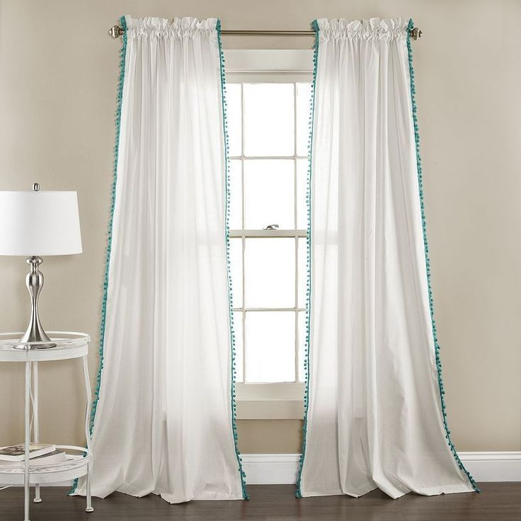 Cute Apartment Bedroom Ideas Bedroom With Green Carpet Grass Carpet Bedroom Bedroom Curtains At Target: 25+ Best Ideas About Pom Pom Curtains On Pinterest