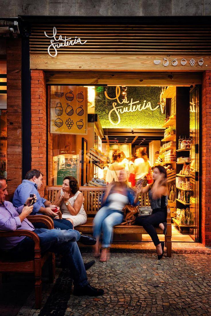 La Fruteria, Boutique de Frutas - Galeria de Imagens | Galeria da Arquitetura