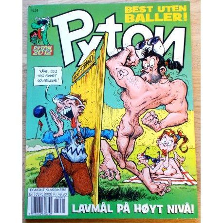 Pyton Spesial