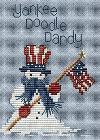 Yankee Doodle Dandy pattern