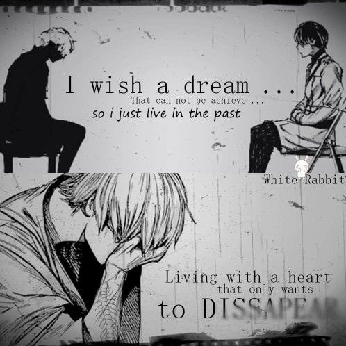 Anime Quotes : Tokyo Ghoul