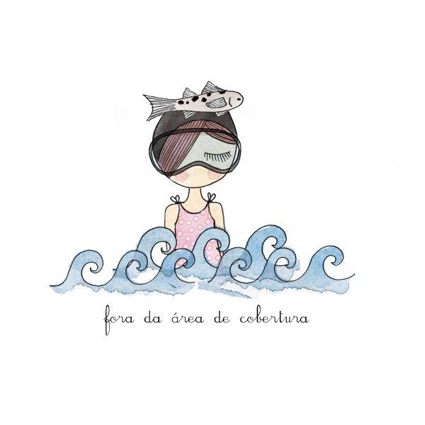 Ilustrações fofinhas de Mônica Crema | Déia Dietrich