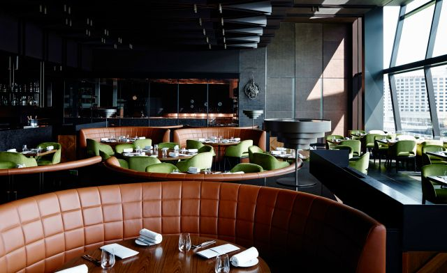 In this edition of restaurant interior ideas, we are taking you to Melbourne: Dinner by chef Heston Blumenthal. | #restaurantinteriors #restaurantinterior See more at: https://www.brabbu.com/en/inspiration-and-ideas/world-travel/restaurant-interior-ideas-dinner-heston