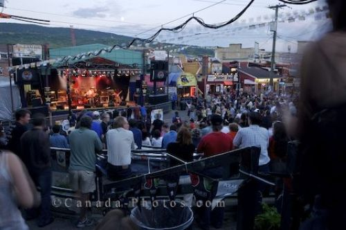 Picture of St Johns George Street Festival Newfoundland
