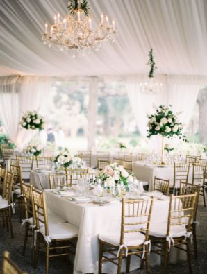 Christine & Jeff's southern wedding at the Lowndes Grove Plantation | Charleston, SC | Real Wedding featured on Elizabeth Anne designs |  Photo by Virgil Bunao