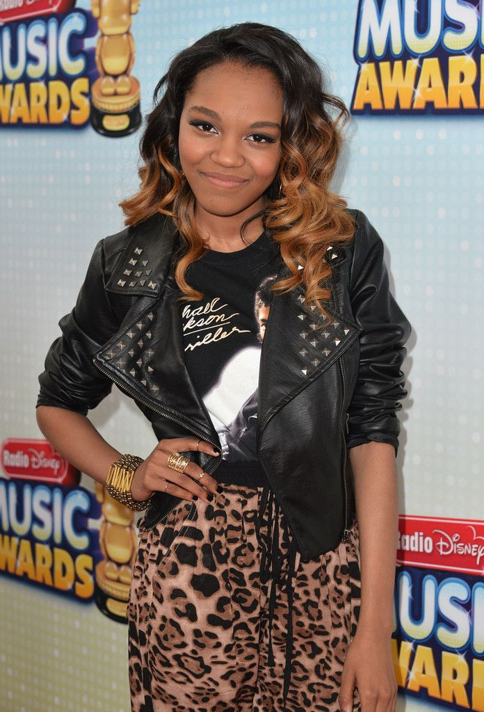 China Anne Mcclain Photos: 2013 Radio Disney Music Awards - Arrivals