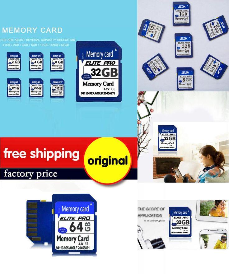 [Visit to Buy] Factory Price 10PCS/Lot Real Capacity SD Flash Memory SD Card 128MB/ 256MB/ 512MB/ 2GB/ 4GB / 8GB cartao de memoria sd card 128 #Advertisement