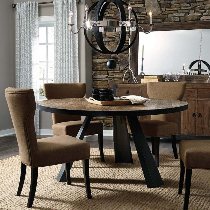 Erikson Round Dining Table