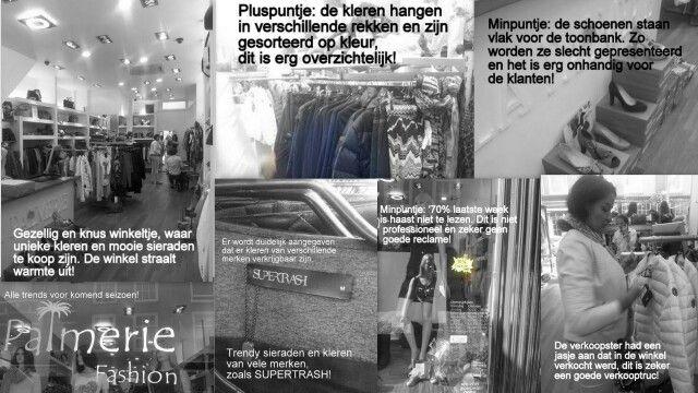 Palmerie fashion is  op een paar puntjes na een erg mooie maar vooral gezellige winkel, we zijn er met veel plezier naar binnen gelopen. De verkoopster die wij aanspraken was erg klantvriendelijk en ze sprak met veel lof over 'haar' winkel. De kleren zijn erg mooi en uniek, deze winkel is zeker een aanrader!