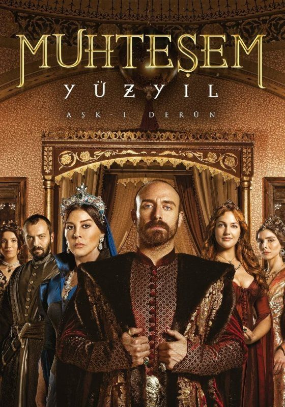 Muhteşem Yüzyıl - absolutely awesome -= gorgeous costumes and jewellery xxx