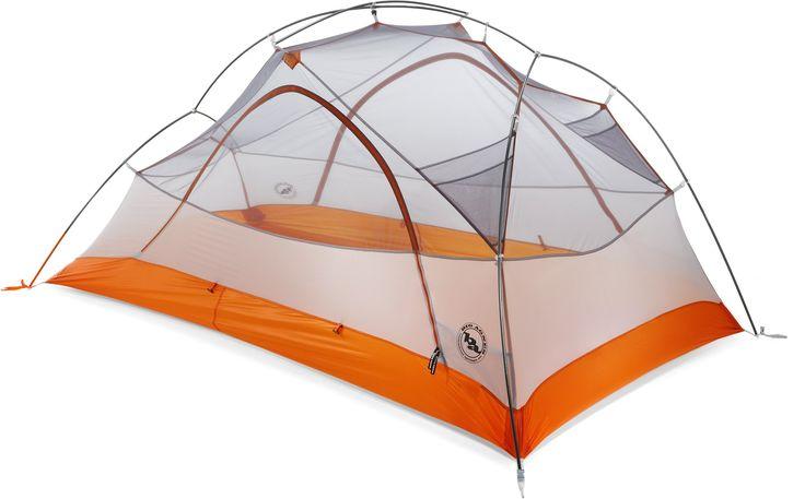 Big Agnes Copper Spur UL 2 Tent - REI.com Ultra light backpacking tent