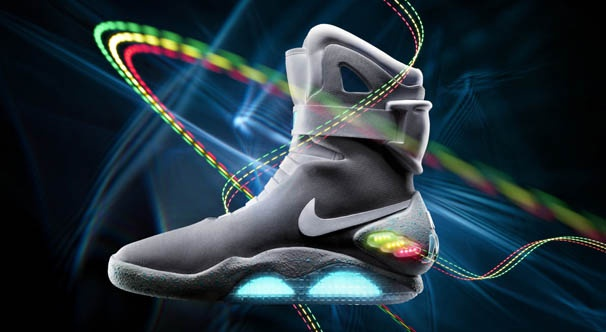 Back to the Future, Marty McFly's Shoes are made for only $5000.00 a pair.  No big deal.