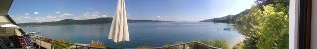 The Bodensee - view from Bodman Germany