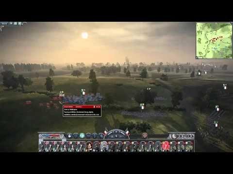 Napoleon Total War   waterrlo hard dificulty win