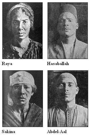 Raya and Sakina, Egypt's most infamous serial killers, began killing women in the Labban neighborhood of Alexandria in the early days of the 20th century. The police were plagued by increasing reports of missing women. Common details in the reports included the missing person's sex (all were females)
