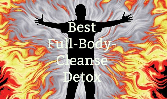 Need body cleansing with detoxification? This 9-step body cleanse kit may deliver the best full-body-cleanse detox you'll ever have! #DetoxBodyCleanse