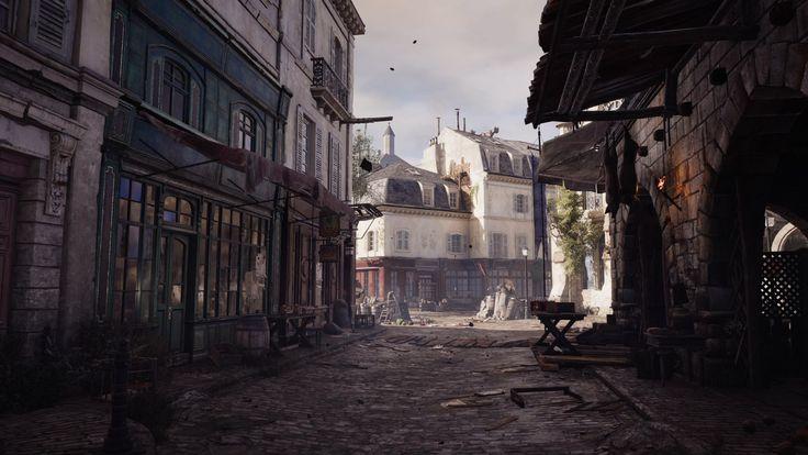 bastille video game