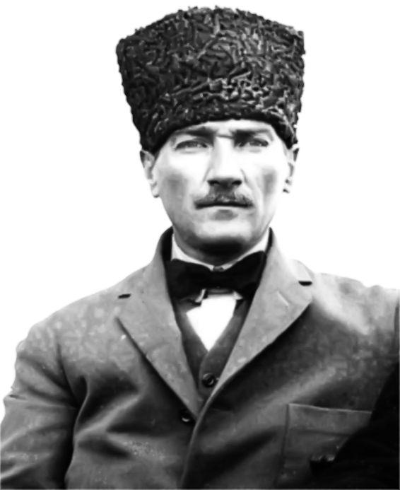 Atatürk ve Değişik pngler – KUTLU ASYA