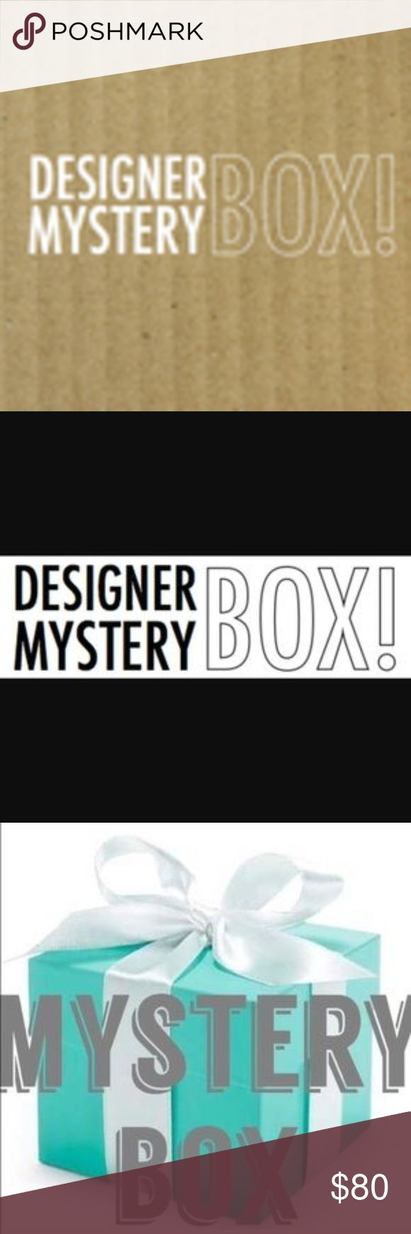 Designer Brand Reseller's Mystery Box of AWESOME! A great way to start/add to your Posh Closet. You get: 5-6 assorted Brands and sizes of Designer pieces. IF YOU ARE LOOKING FOR SPECIFIC SIZES LET ME KNOW. The box will include AT LEAST 2 Posh Party Brands including but not limited to: MK, Kate, Lulu, Urban Outfitters, Zara, Free People, Trina Turk, Anthro, White House Black Mkt, BCBG, R&R, Ann Taylor, Vince Camuto, Lucky, Liz, Chicos, Tahari, Nike, Adidas, Tommy, bebe, Betsy, Anne Klein…