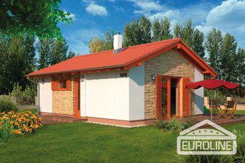 Rodinný dom - Bungalov 1070