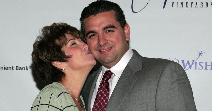 Buddy Valastro Opens Up About Losing His Mom to ALS: 'She Wants Me to Be the Patriarch of theFamily'