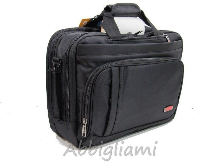 Borsa 24 Ore Zaino Con Tracolla Custodia Pc Documenti