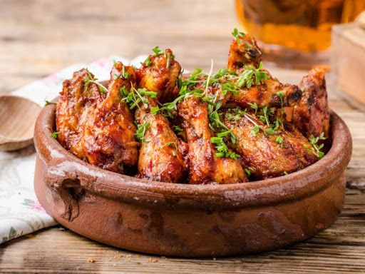 Chicken Wings Recipe on Yummly   Shag   Pinterest   Grilled chicken ...