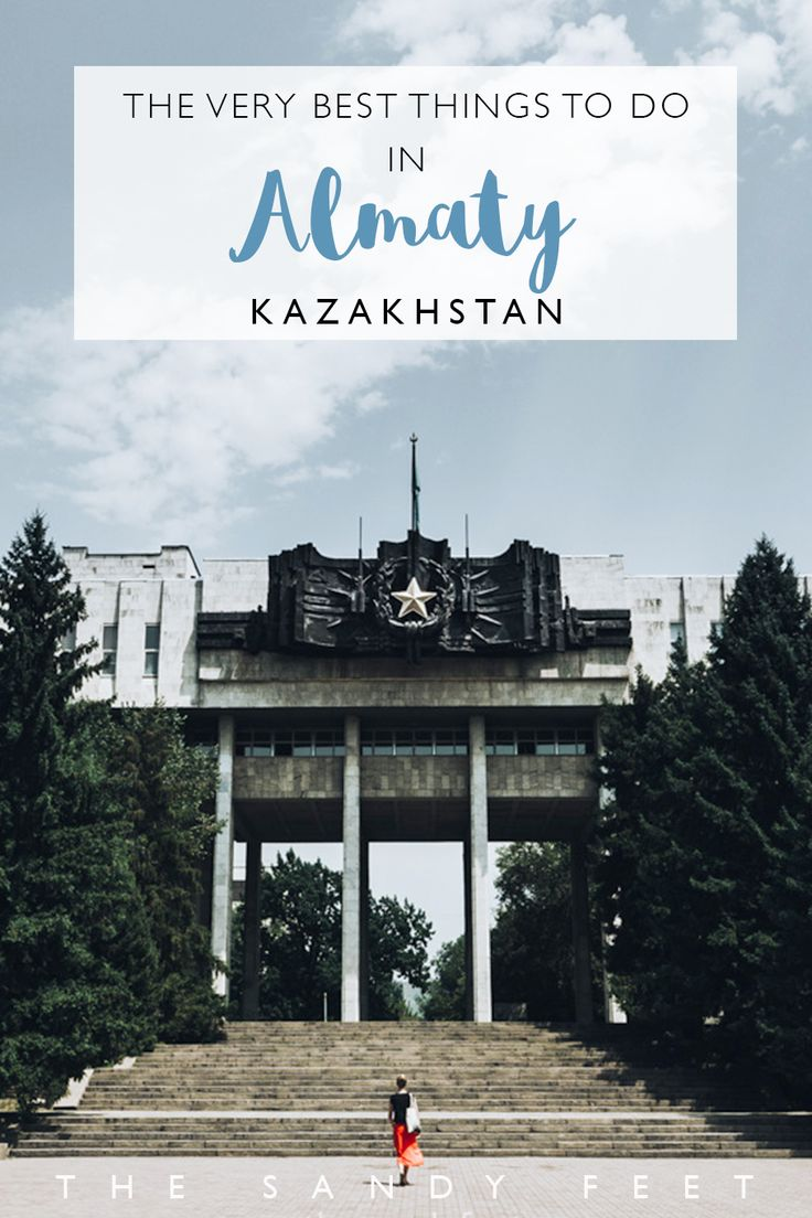 The Very Best Things To Do In Almaty | Kazakhstan #travel #city #cityguide #kazakhstan #almaty #asia #centralasia Highlights of Almaty | What To Do In Almaty | Places To Visit In Almaty | Cities Of Kazakhstan | Where To Go In Kazakhstan | Places To Visit In Kazakhstan