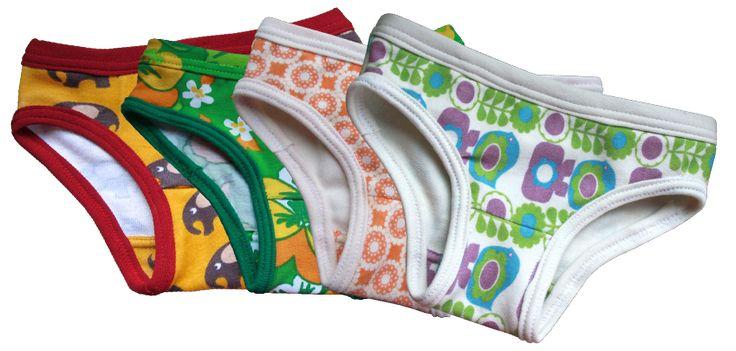 Kostenlose Schnittmuster und Nähanleitung für Mädchen Unterhose