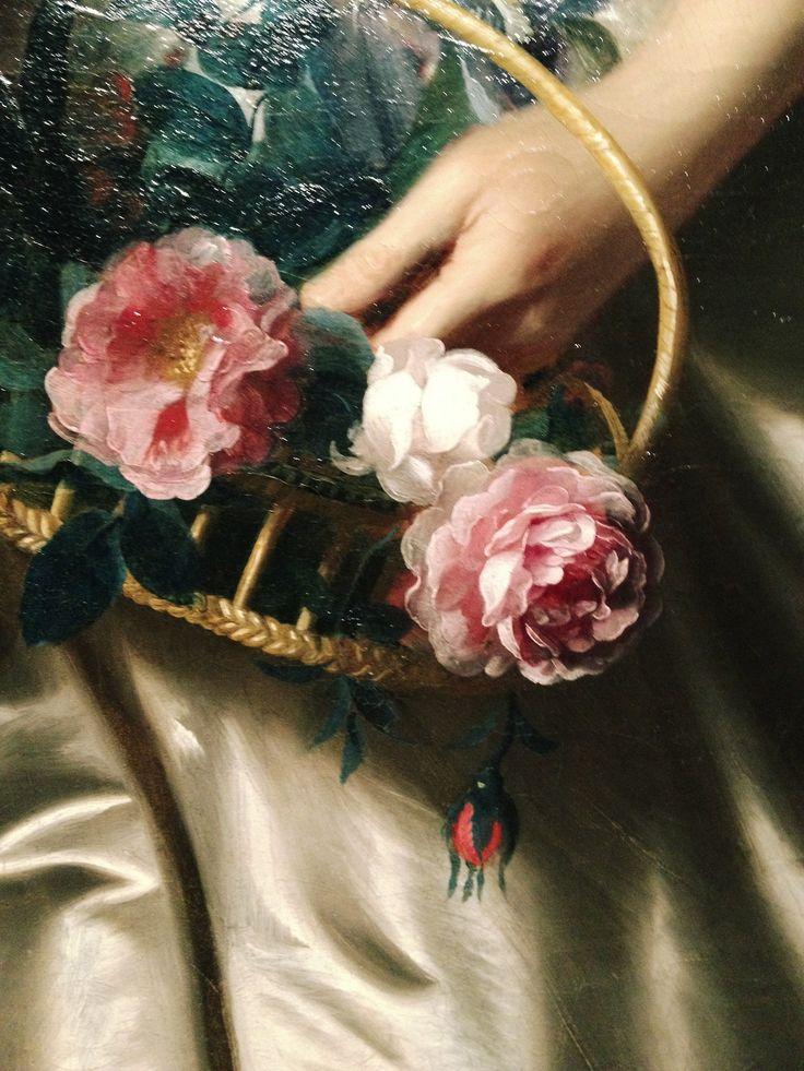 """Rebecca Boylston"" John Singleton Copley - óleo sobre lienzo - 127 x 101 cm - 1767 - (Museum of Fine Arts (Boston, United States))"
