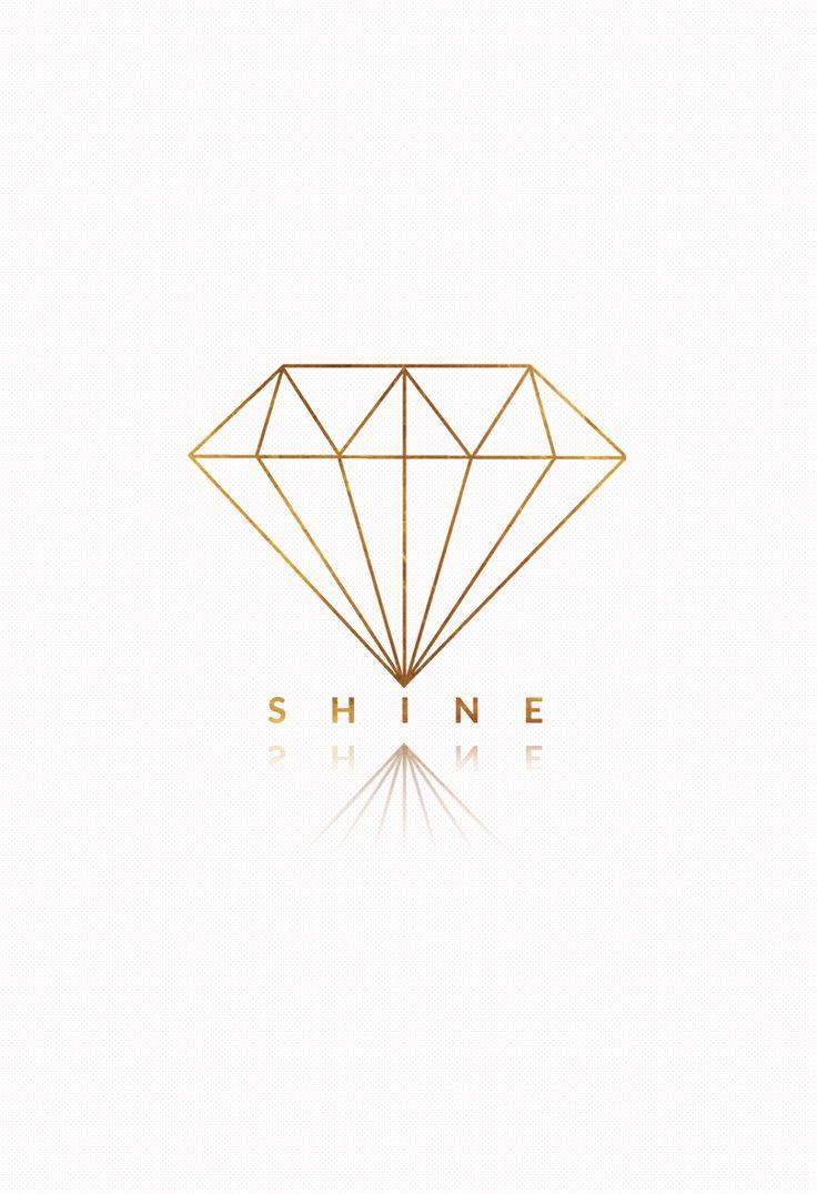 AMANDA INEZ: Free Shine Bright Like A Diamond  Wallpapers