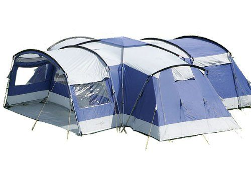 The NIMBUS is an extremely spacious 12-berth tent for larger groups which is quick and easy to erect and at the same time offers greatest protection. Description from snazzyoutdoors.co.uk. I searched for this on bing.com/images