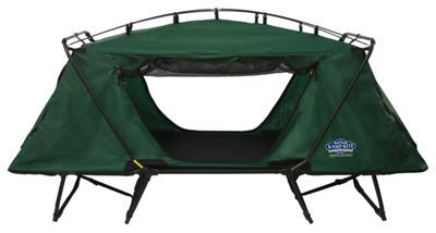 Kamp-Rite Oversized Tent Cot with Rain Fly