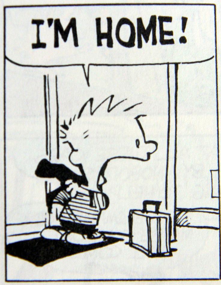 I Am At Home