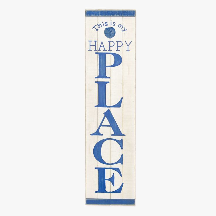 Painel This Is My Happy Place | A Loja do Gato Preto | #alojadogatopreto | #shoponline | referência 74068943