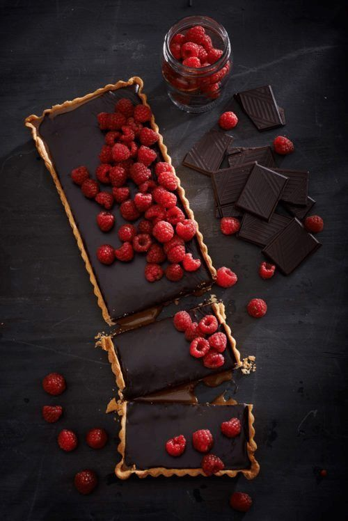I almost forgot to share this recipe with you! I made it ages ago and was saving it for winter, because isn't it just so perfectly wintery with all it's dark chocolate moodiness? And, unlike my other favourite (and fairly smug) Millionaire's Shortbread Tart, it is NOT gluten or refined sugar free. It's good old … Continue reading Dark Chocolate and Salted Caramel Tart