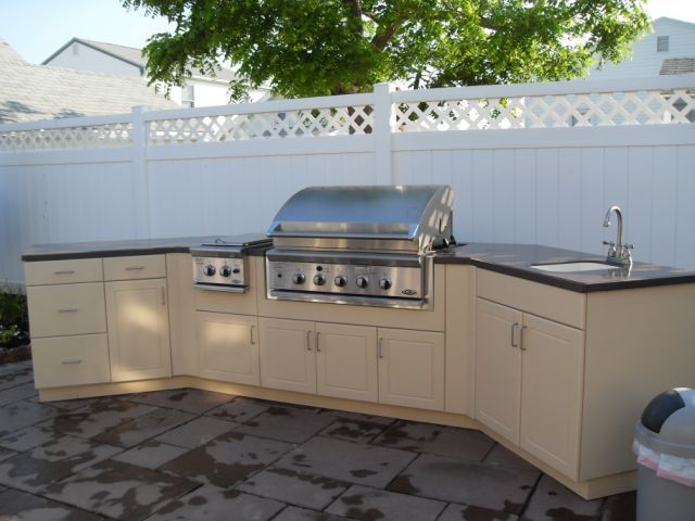 10 best Outdoor Kitchen Designs images on Pinterest | Kitchen ...