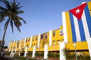 Santiago de Cuba-Cuartel Moncada -kazerne