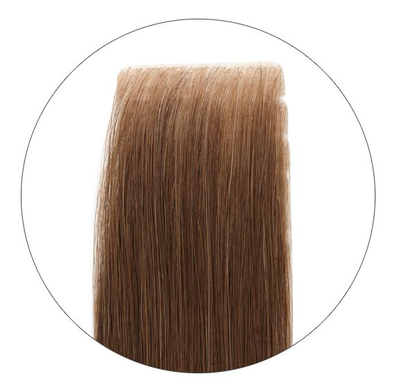 Tape in hair extensions. 100% human hair extensions, 100% remy human hair. We have the highest quality hair available in clip extensions and tape extensions.